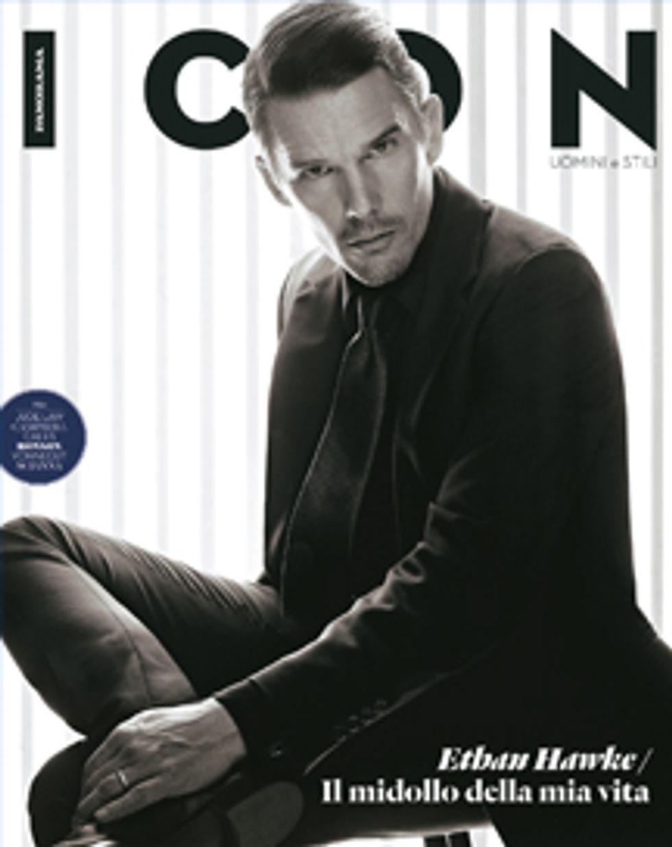 Icon, il nuovo numero in edicola dal 4 ottobre. Leggilo Online