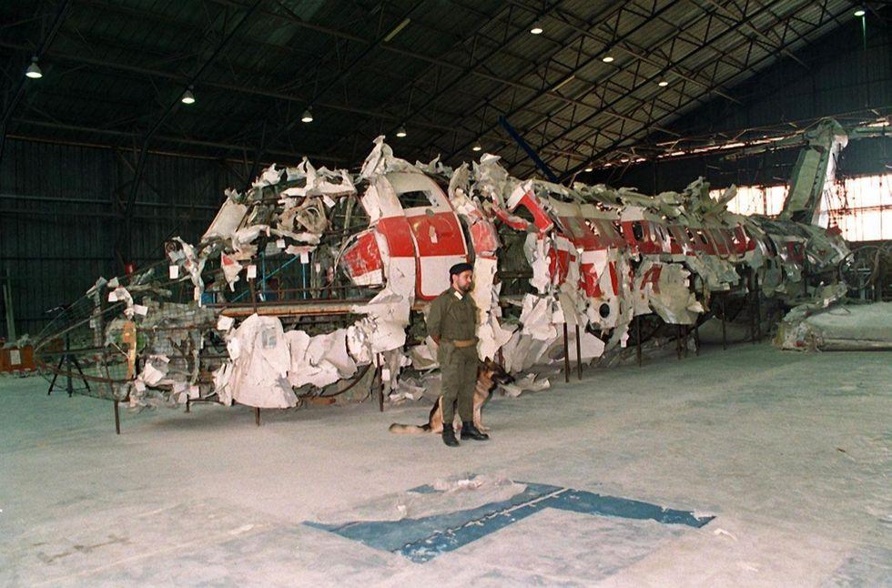 DC-9 Itavia
