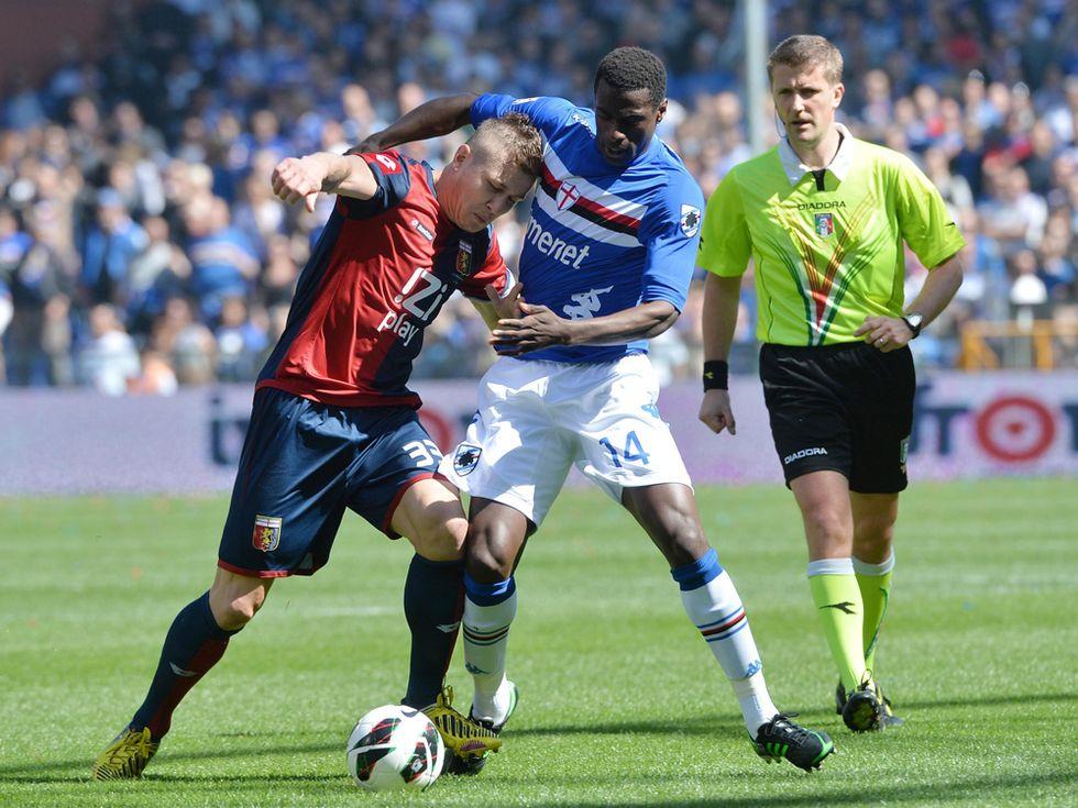 Ufficiale: Pedro Obiang dalla Sampdoria al West Ham