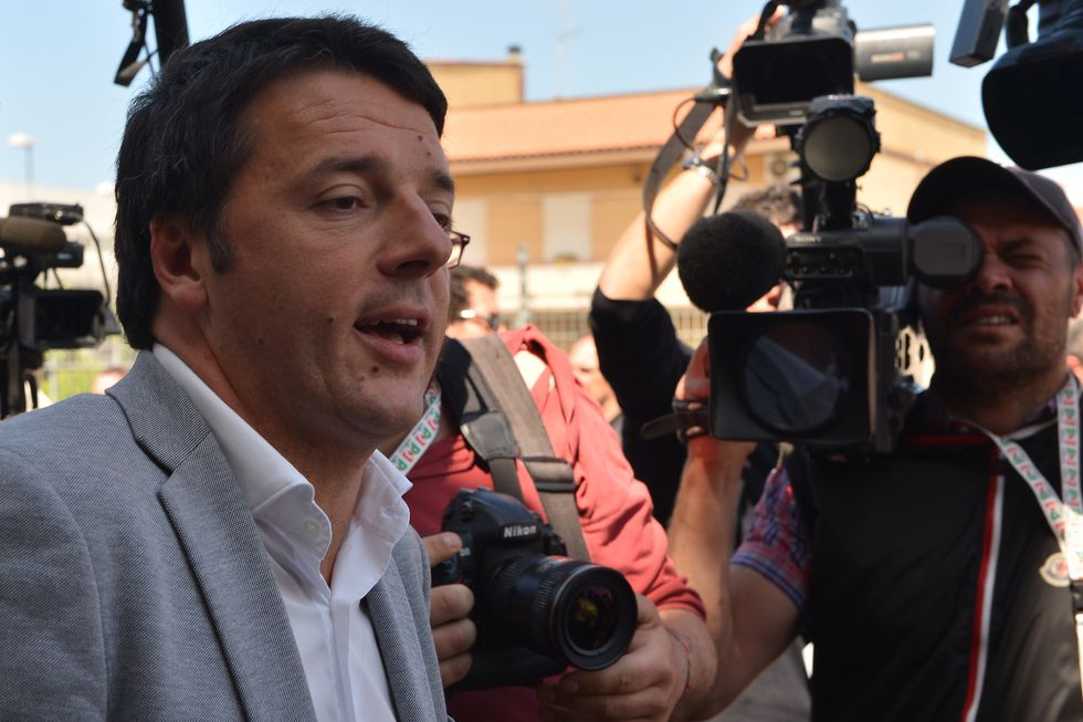 D'Alema manda Renzi in Europa?