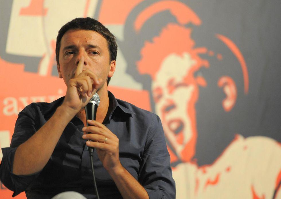 L'effetto Renzi fa volare Pd e Forza Italia