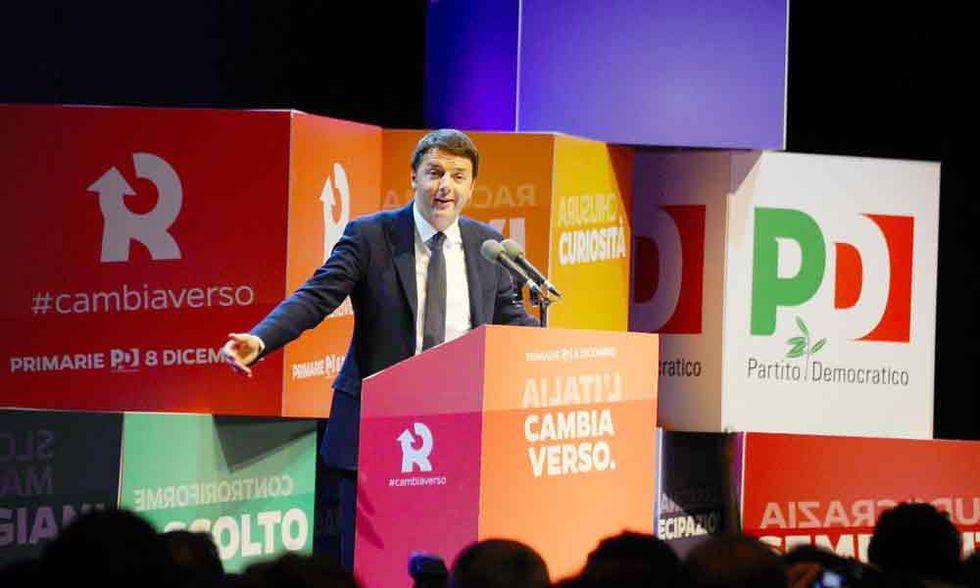 Effetto band-wagon su Matteo Renzi