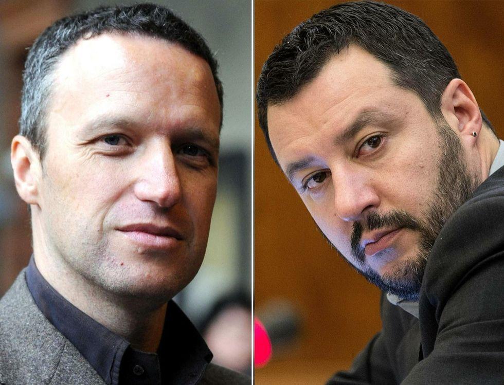 Lega, Salvini caccia Tosi