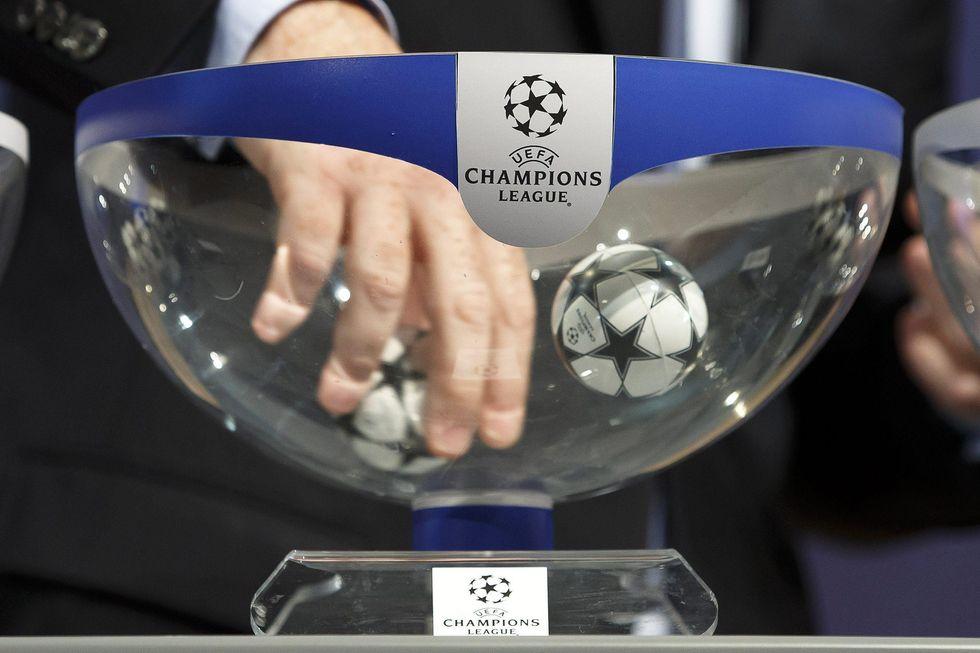 Juve, girone da incubo. Roma fortunata nel sorteggio di Champions League