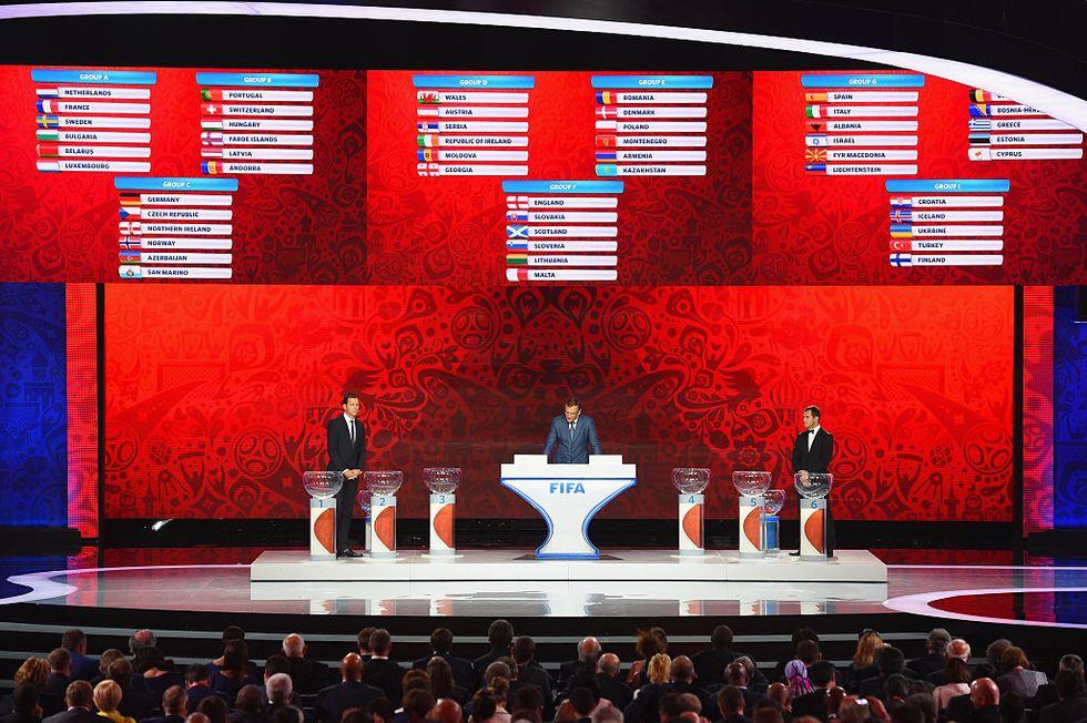 sorteggio mondiale russia 2018 fasce gironi teste di serie