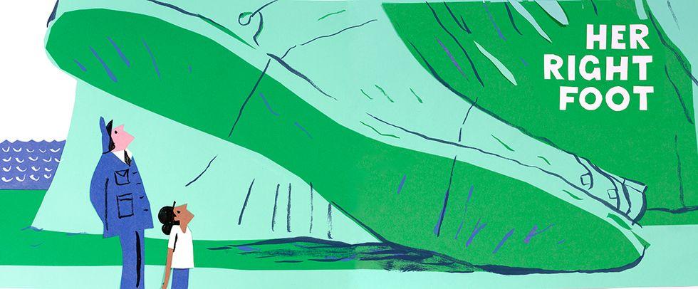Il suo piede destro, Dave Eggers, Shawn Harris, Mondadori