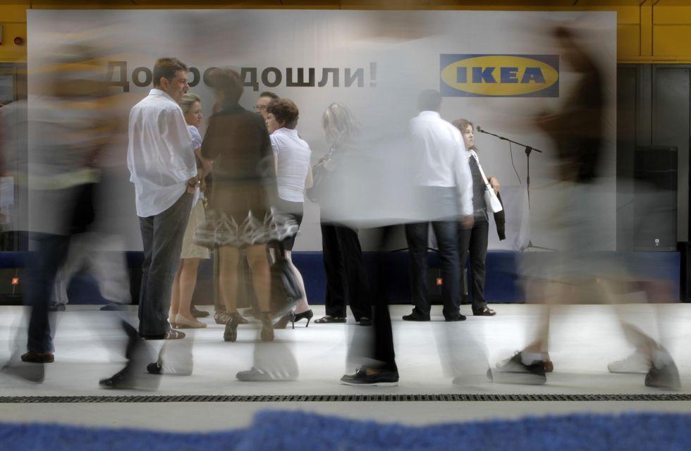 Ikea, in Italia il calo e all'estero la crescita