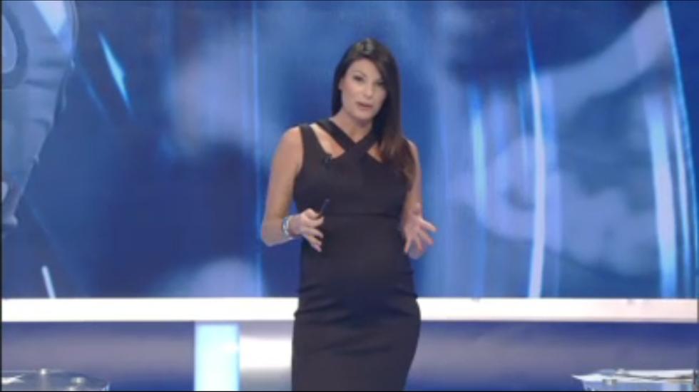 Ilaria D'amico Sky Calcio Show