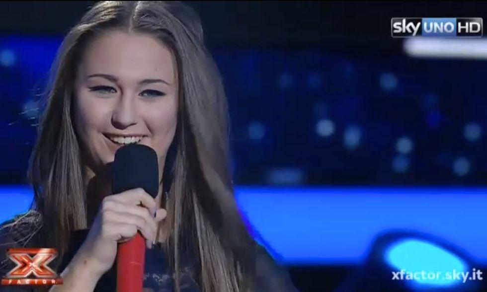 X Factor 8: Ilaria Rastrelli e le pagelle della terza puntata