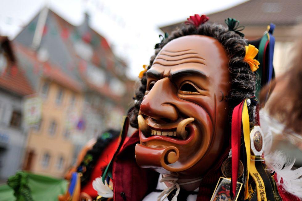 Germania: il Carnevale di Elzach, una tradizione secolare