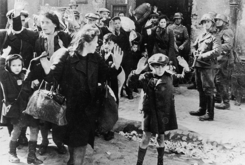 Giornata della memoria: in ricordo della rivolta del ghetto di Varsavia