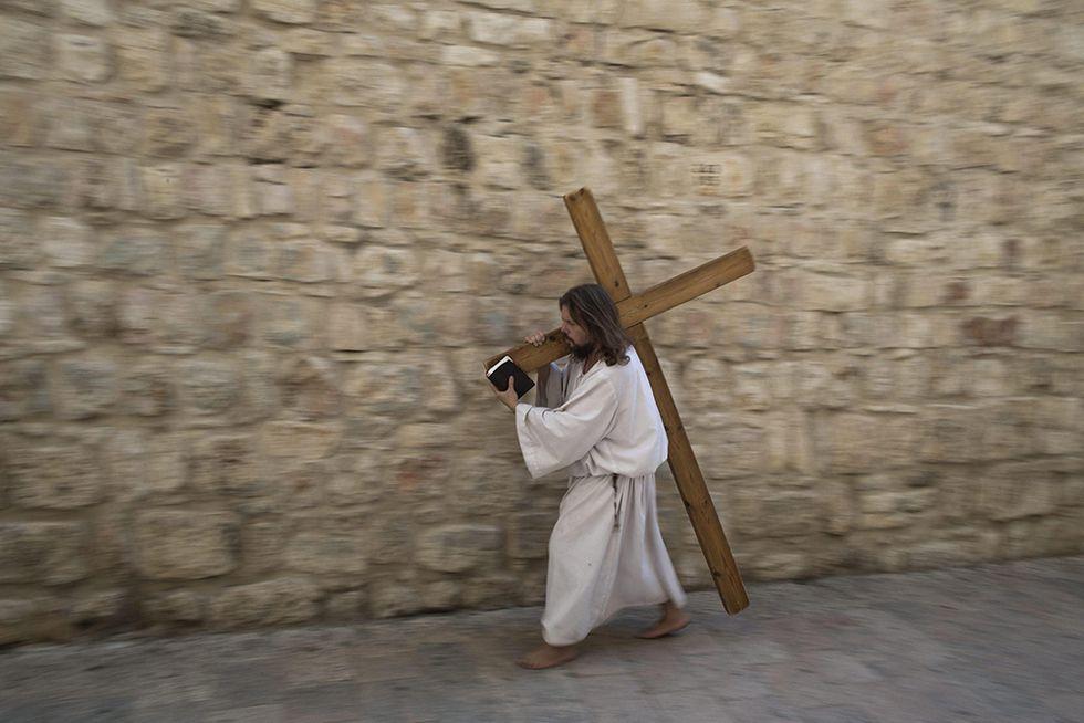 Un uomo chiamato Gesù - Fotostoria