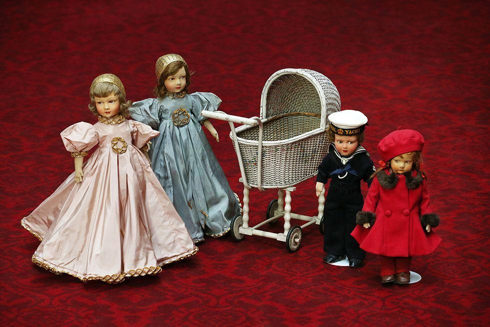 I giocattoli della Regina in mostra a Buckingham Palace