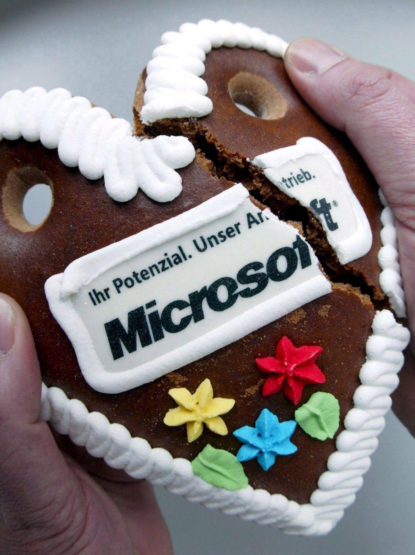 Microsoft, Explorer e l'accanimento dell'Europa