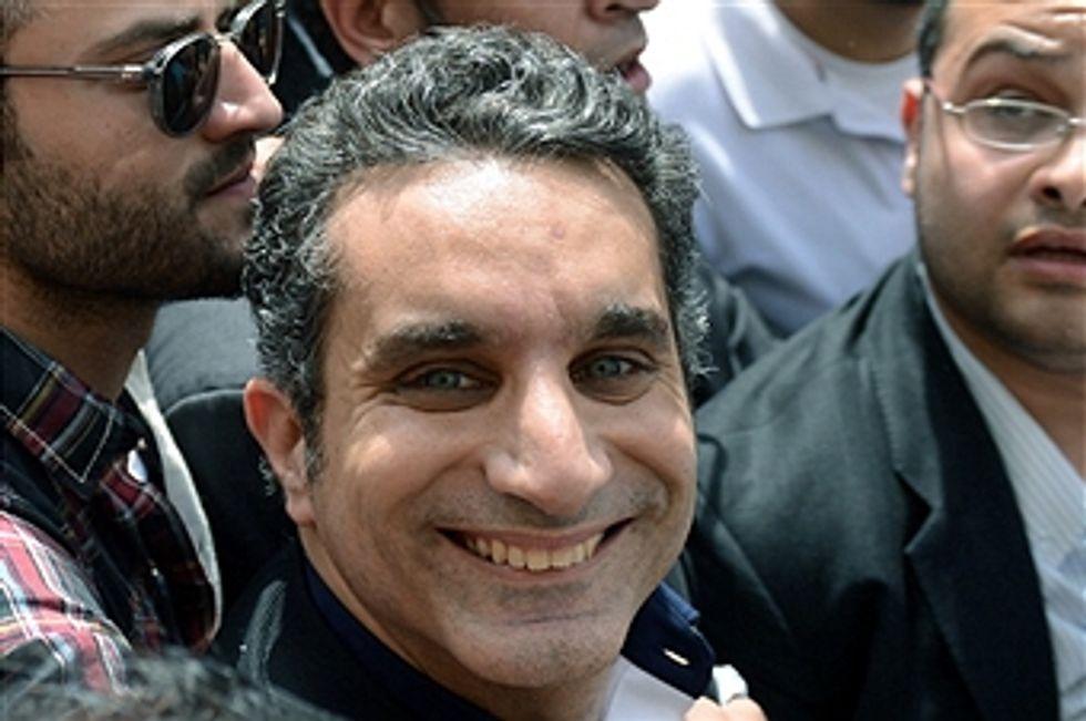 Egitto: la Guerra Santa contro la satira