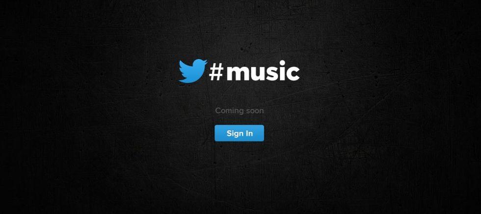 Twitter #music, l'app che integra iTunes, Spotify e Rdio