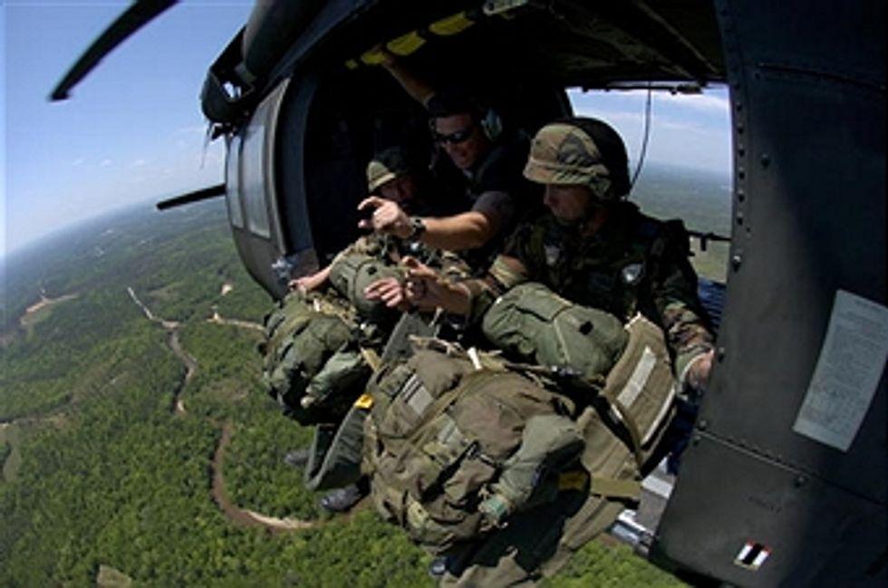 Il sergente Kap e il coraggio dei ranger