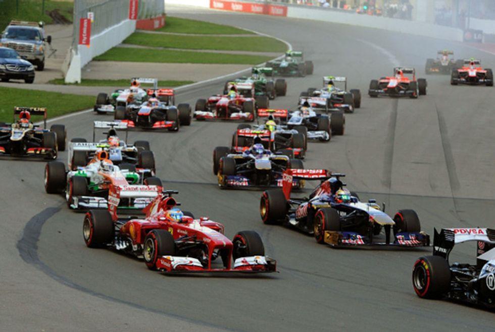 Ascolti 09/06: La Formula 1 fa il pieno su Rai 1 e su Sky