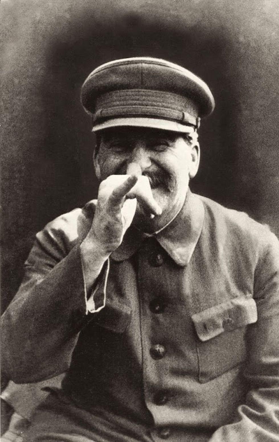 Fobie, manie e narcisismo dell'uomo d'acciaio: Stalin e la paranoia