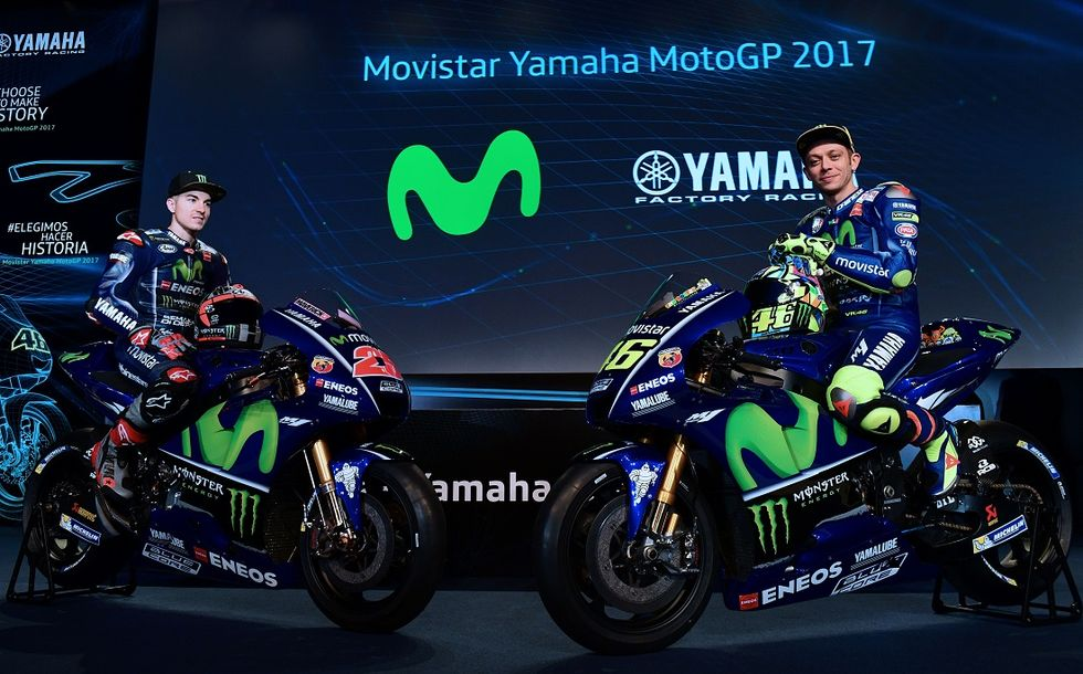 Yamaha-Rossi