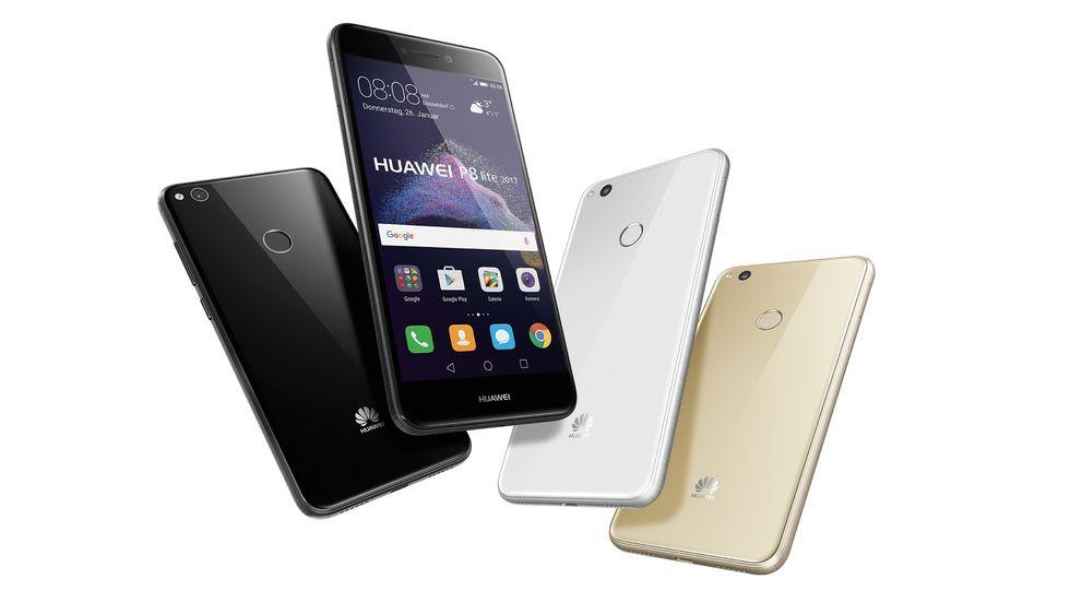 Huawei P8 Lite 2017, la recensione
