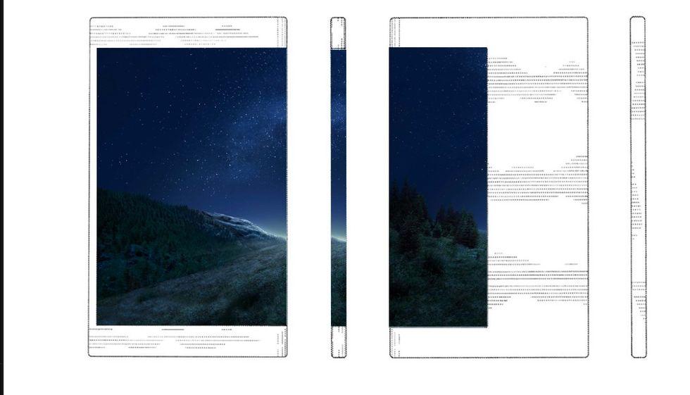 Galaxy X, perché il display è doppio ma non curvo