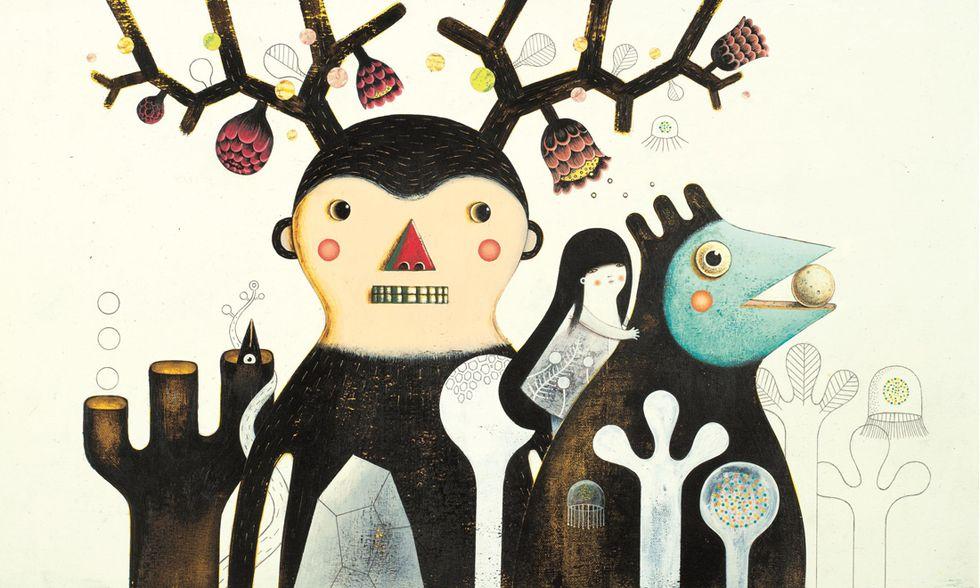 50 illustratori che hanno fatto la storia in mostra a Milano