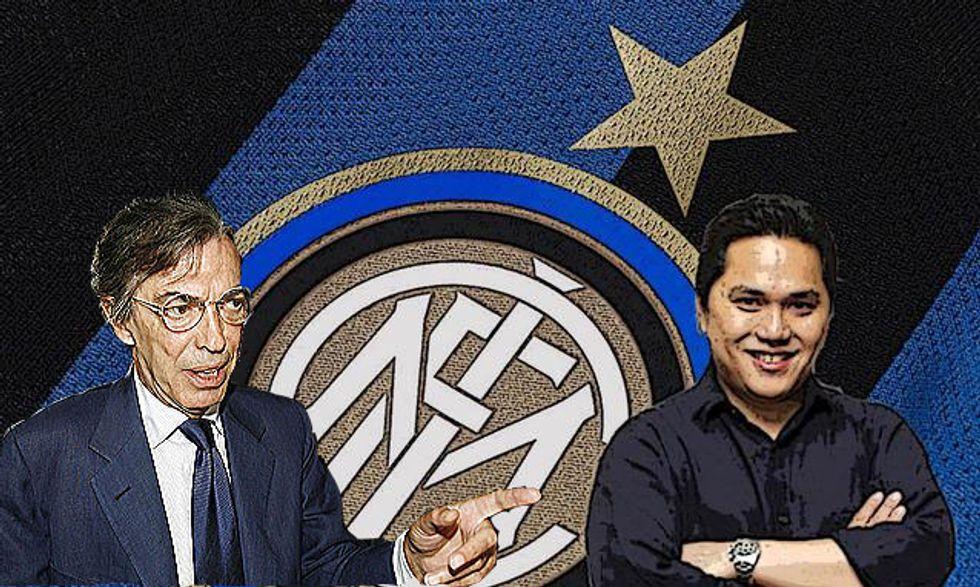 """L'Inter a Thohir, Moratti: """"Abbiamo firmato tutto"""""""