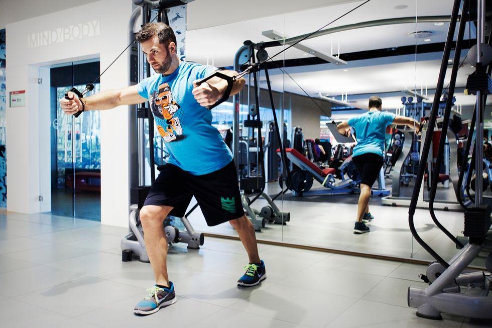 Cavi: il training per farti i muscoli