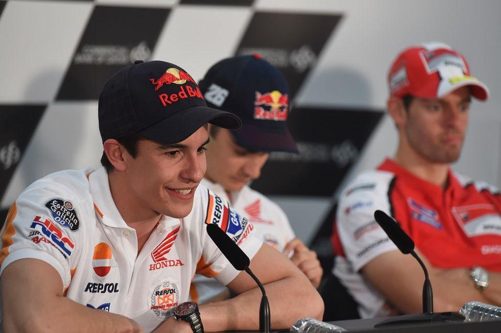 MotoGP: la parola ai piloti