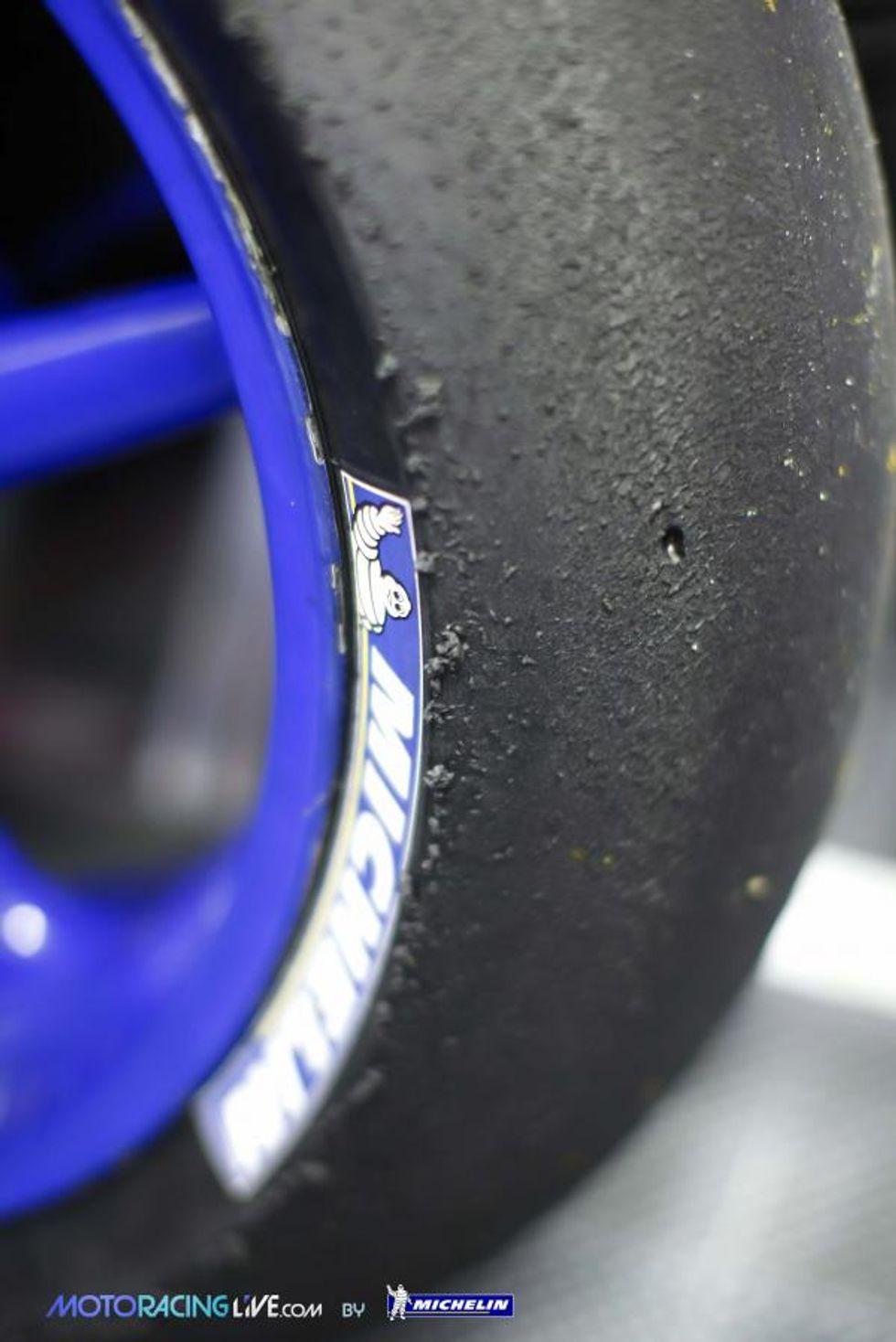 Michelin, il grande ritorno