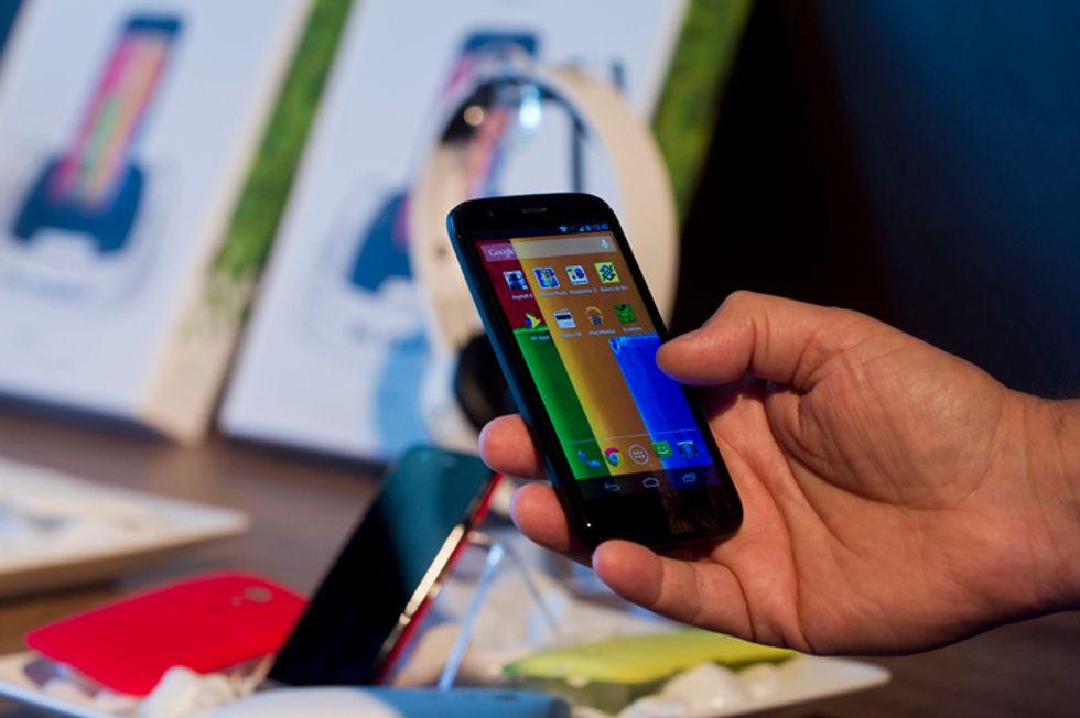 I 10 migliori smartphone del 2013