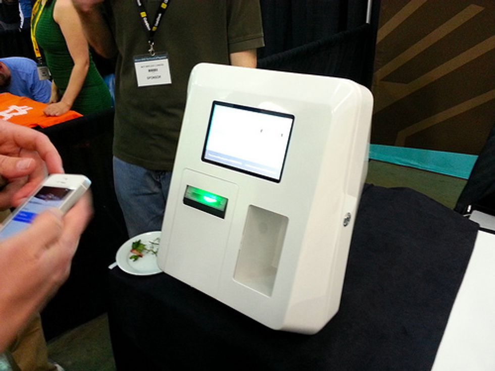 Ecco il primo Bancomat per Bitcoin