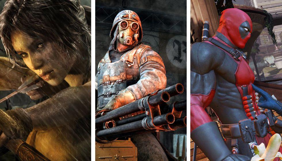 I 10 giochi del 2013 da riscoprire