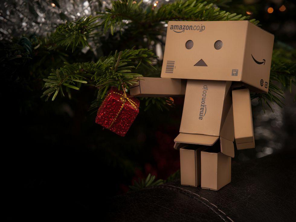 Amazon approfitta del Natale e regala 5 dollari a ogni utente del suo Appstore