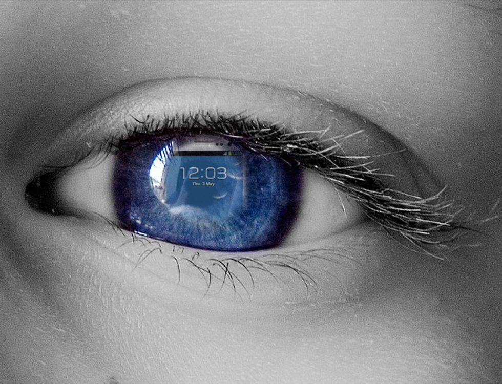 Il Samsung Galaxy S5 ti riconoscerà dagli occhi