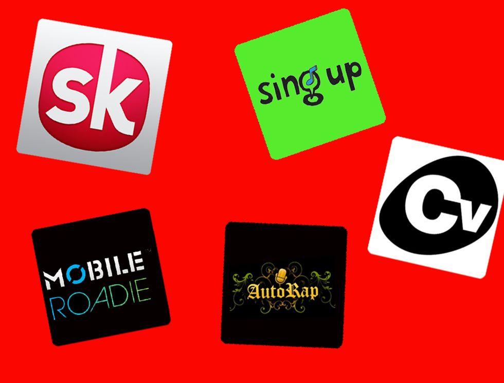 Le 5 app musicali che sfonderanno nel 2014