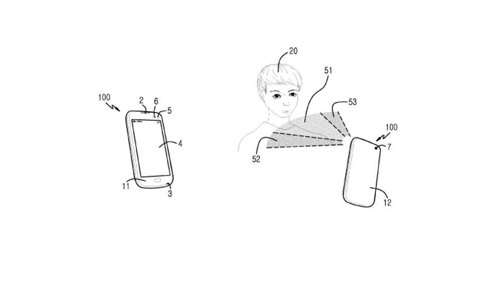 Samsung Galaxy S5: per comandarlo useremo la testa