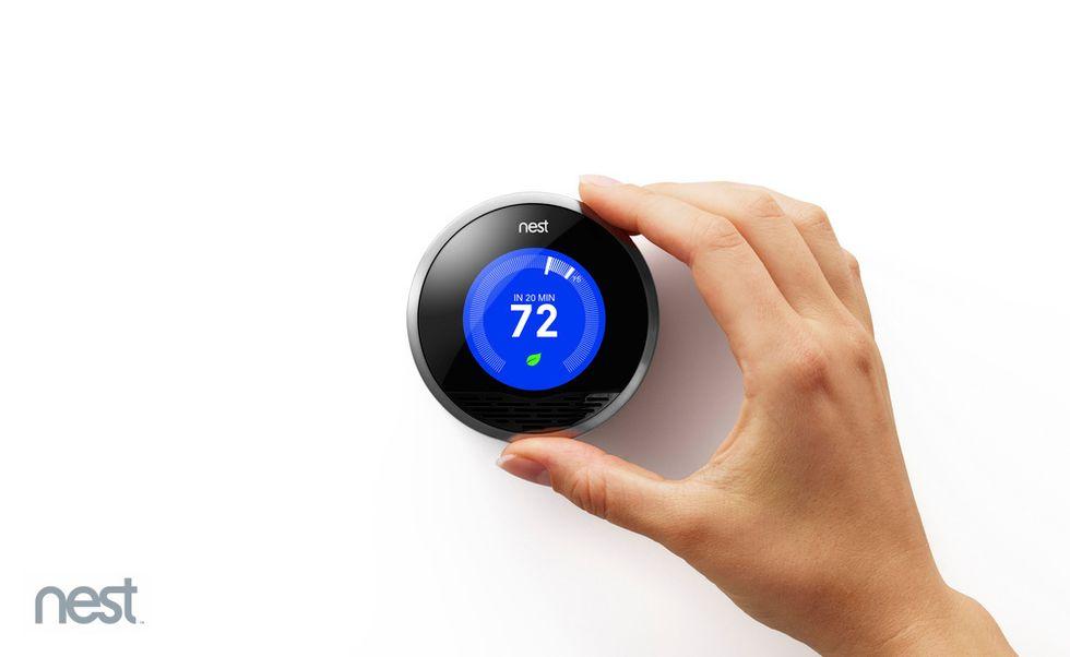 Google compra Nest e entra in casa
