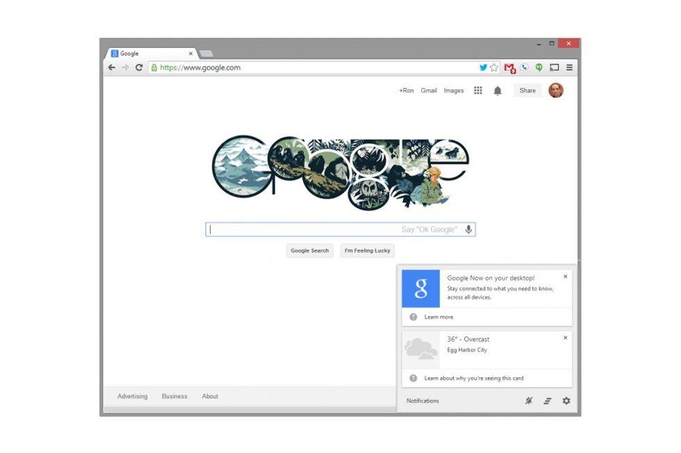 Google Now arriva su desktop. Ma a cosa serve?