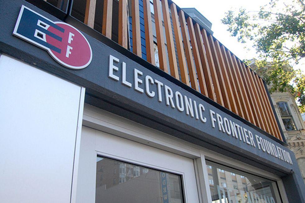 Electronic Frontier Foundation: un malware blocca gli attivisti