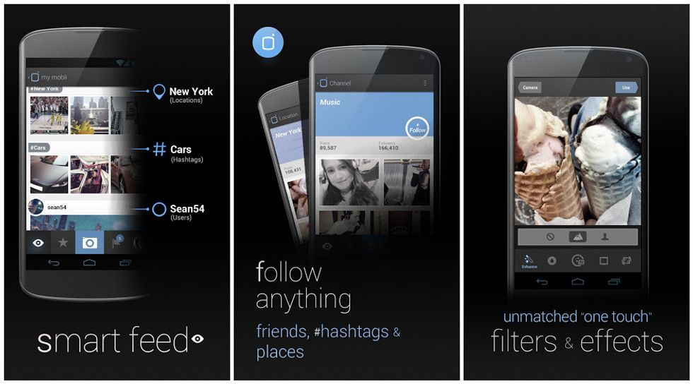 Mobli: l'app che minaccia Instagram