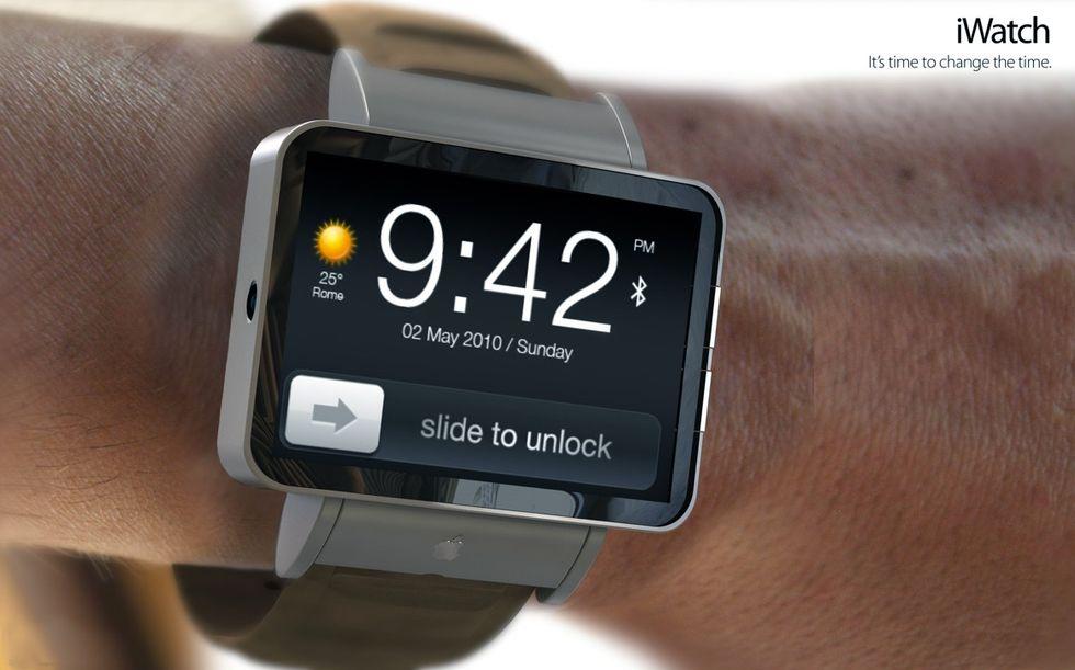 iWatch, anche l'orologio di Apple potrebbe andare a energia solare