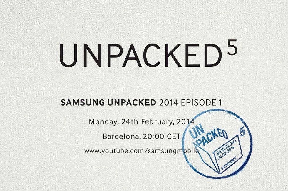 Samsung Galaxy S5: presentazione il 24 febbraio a Barcellona. Ecco come sarà