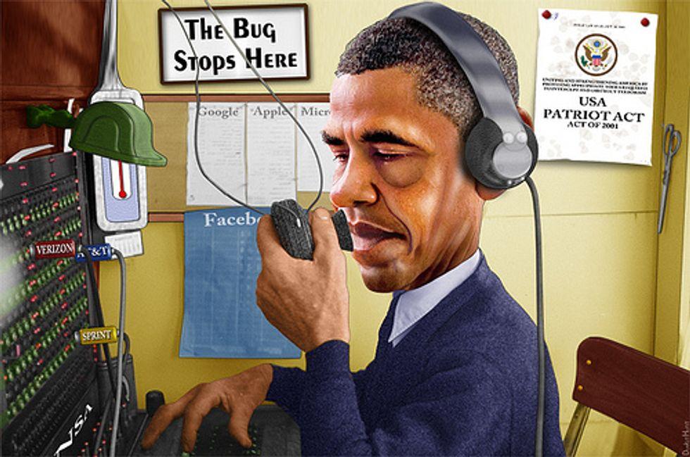 NSA: Obama non smetterà di spiare il web