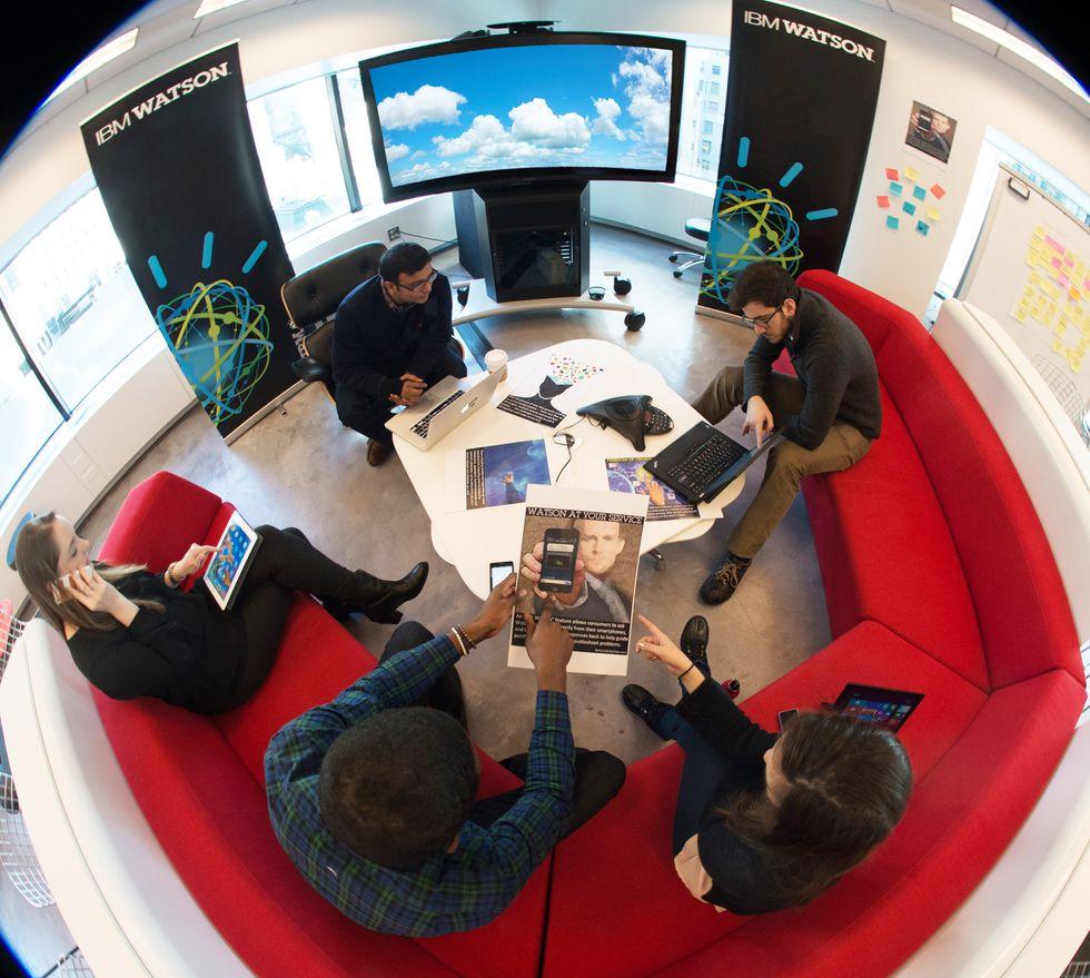 Watson, il cervellone di IBM è pronto a dialogare con noi