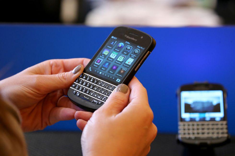BlackBerry, tre motivi per essere ottimisti