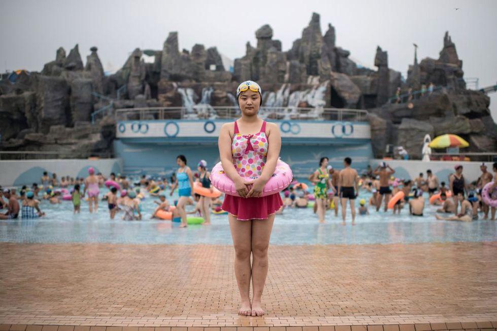 Foto dalla Corea del Nord: la finta normalità di un popolo sottomesso