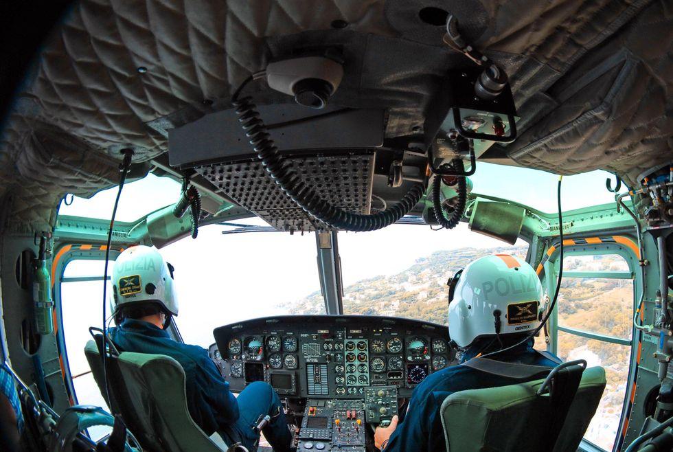 """Amianto su elicotteri della Polizia: """"Pansa non risponde"""""""