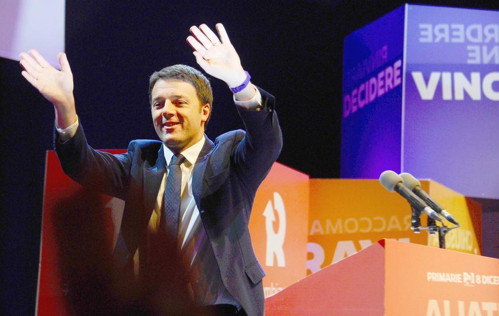 "Sansonetti: ""Renzi mi ricorda Mussolini"""